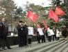 27 ноября 2016, на митинге коммунистов Феодосии против переноса памятников, подвергся также критике герб города
