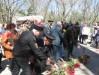 В четверг, 13 апреля, в Комсомольском парке состоялся торжественный митинг, посвященный 73-й годовщине освобождения Феодосии от немецко-фашистских захватчиков.  http://kafanews.com/novosti/131369/feodosiya-otprazdnovala-73-yu-godovshchinu-osvoboshdeniya-ot-nemetsko-fashistskikh-zakhvatchikov-video_2017-04-14